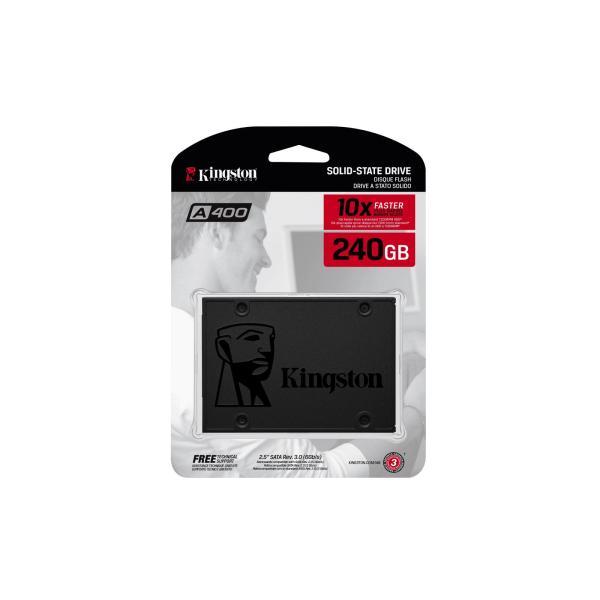 كينجستون SSD 240 جيجا بايت A400