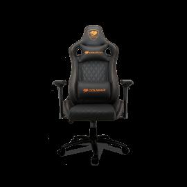 كرسي الألعاب كوغار أرمور إس أسود