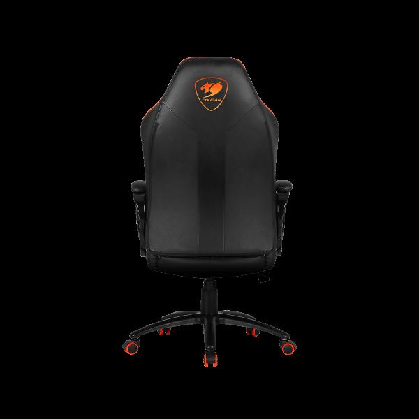 كرسي الألعاب كوغار فيوجن أسود / برتقالي