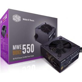 مزود الطاقة Cooler Master 550 MWE Bronze 80 PLUS