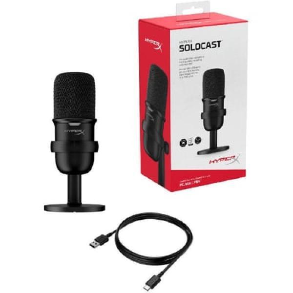 HyperX SoloCast Microphone USB