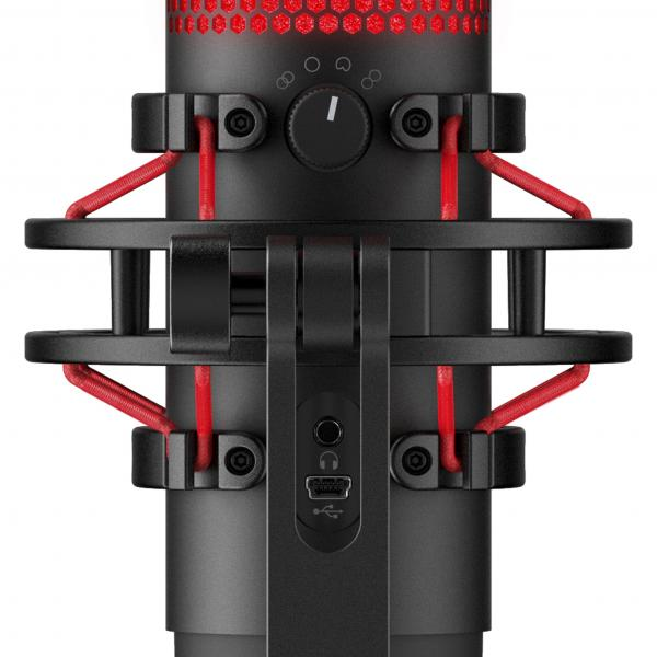 HyperX QuadCast Microphone USB , Anti-Vibration