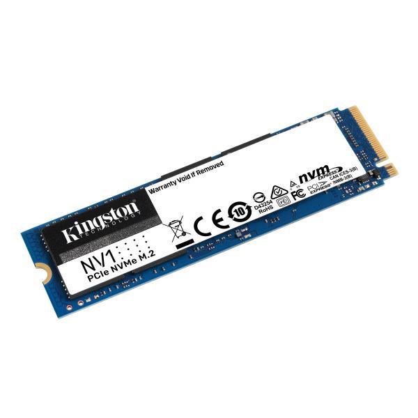 Kingston SSD 1TB NV1 PCIe NVMe M.2 2280