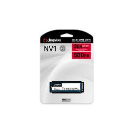 Kingston SSD 500GB NV1 PCIe NVMe M.2 2280