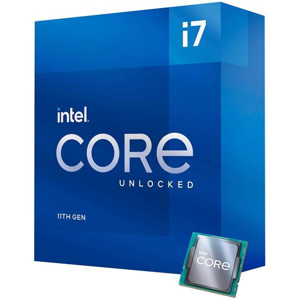 Intel® Core™ i7-11700K Desktop Processor 8 Cores up to 5.0 GHz Unlocked LGA1200