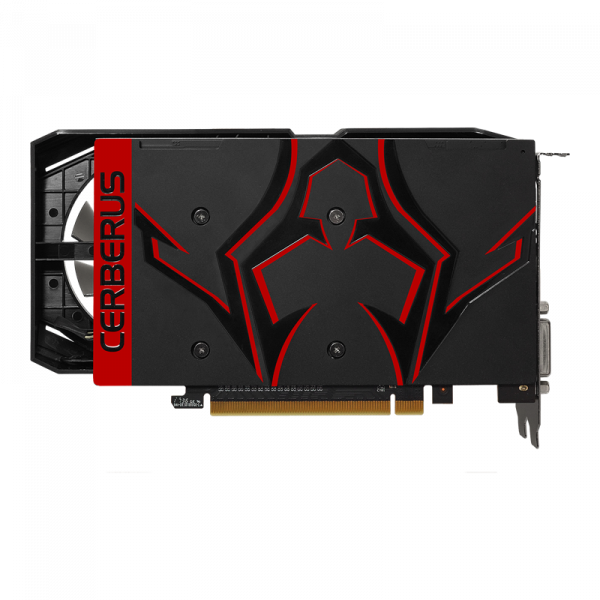 ASUS VGA GPU CERBERUS GEFORCE GTX 1050TI 4G OC -90YV0A74-M0NA00