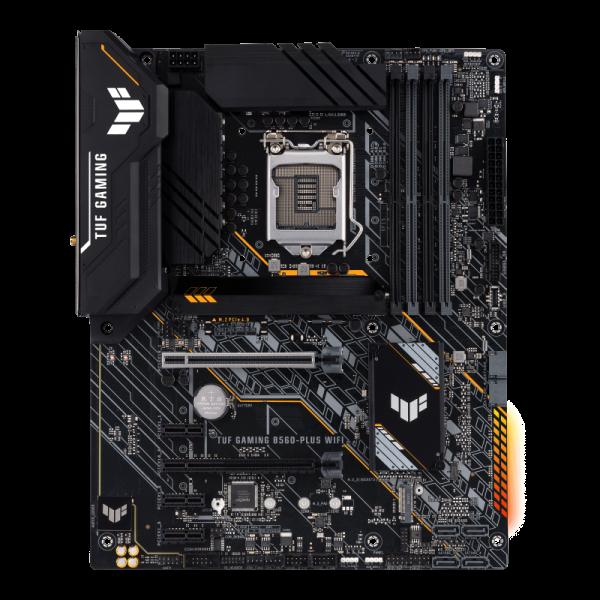 ASUS Motherboard TUF GAMING B560-PLUS (WI-FI) LGA 1200 Intel ATX - 90MB1740-M0EAY0