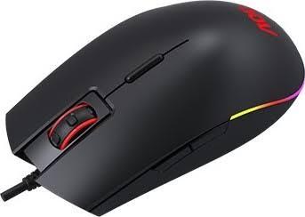 AOC GM500 Gaming Mice, 8 Button, 5000 DPI, RGB - Black   GM500
