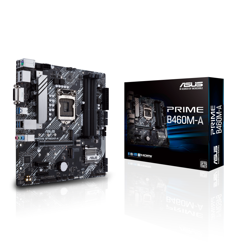 Motherboard ASUS Prime B460M-A LGA 1200 Micro ATX