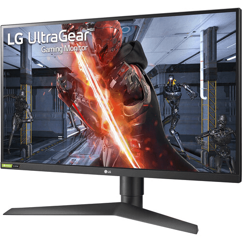 Gaming Monitor LG 27 LED 27GN750-B  1MS, IPS, 240Hz, HDR10, Gsync