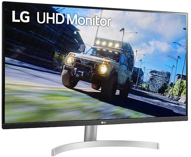 Monitor LG 32 LED UHD 32UN500-W  4K VA HDR Speaker FreeSync White